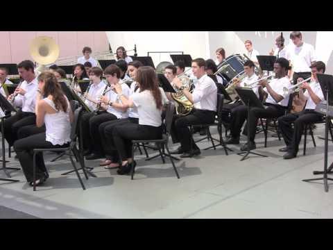 Ward Melville High School Marching Band and Honor Band At Walt Disney World 4-2012