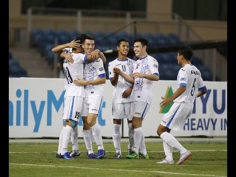 Australia vs Uzbekistan (AFC U-19 Championship: Group Stage)