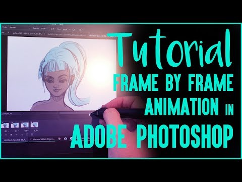 TUTORIAL: Frame Animation In Adobe Photoshop