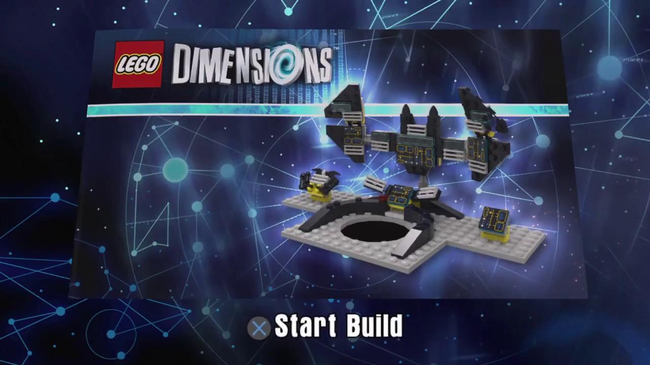 lego dimensions the batcomputer gateway building. Black Bedroom Furniture Sets. Home Design Ideas
