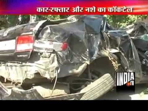 2010 Honda Accord For Sale >> Four Navi Mumbai Youths Killed In 150 KmPH Crash - YouTube