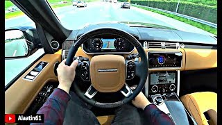 The Land Rover Range Rover 2020 Test Drive