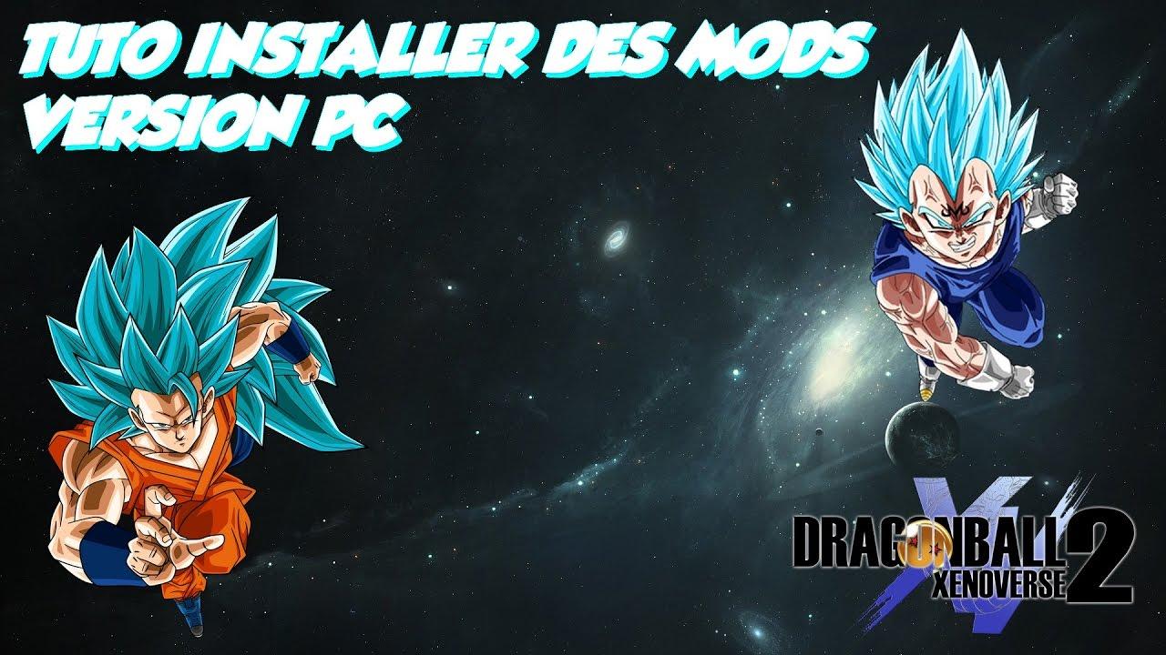 Dragon Ball Xenoverse 2 Mod Installer