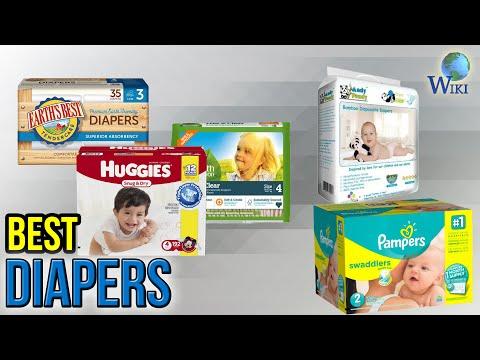 10 Best Diapers 2017