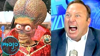 Top 10 Dumbest Alex Jones Predictions
