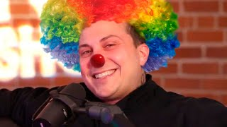 frank iero avoiding reunion questions for two minutes YouTube Videos