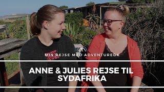 Anne & Julie i Sydafrika (28-35 år) - Min rejse med ADVENTUREDK