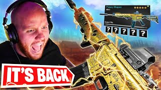 THE M4A1 IS BACK!!! (WARZONE)