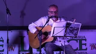 Gianni vico canta Claudio Lolli - FEsta La Voce di Manduria 2018