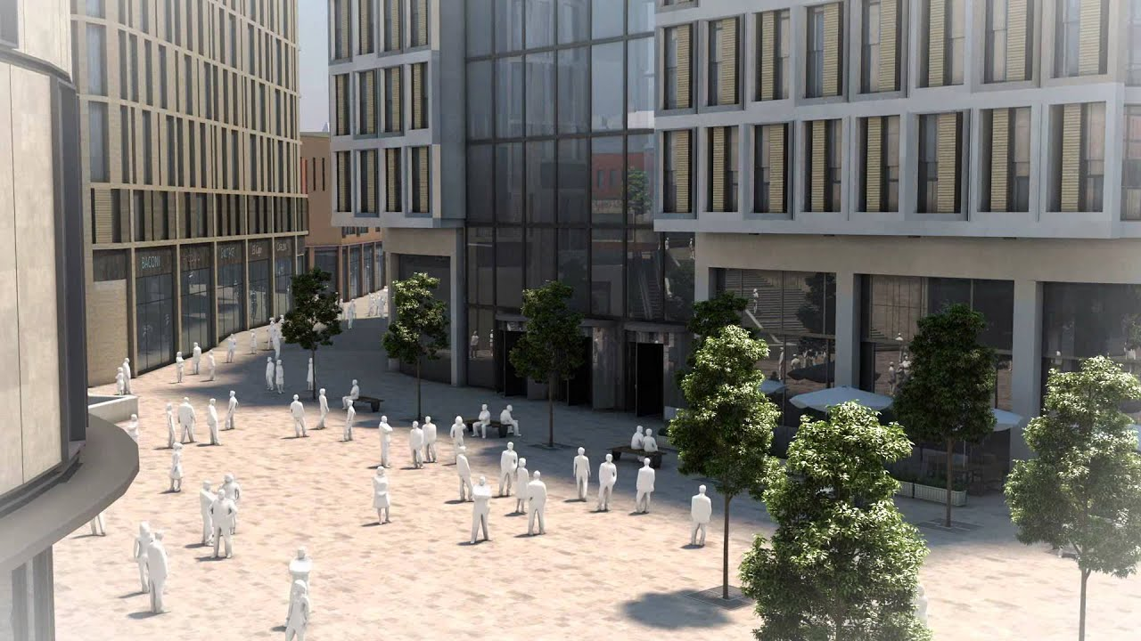 BAM is engaged to deliver the first phase of Sheffield