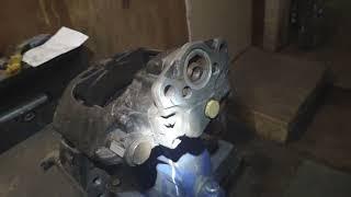Неудавшийся ремонт тормозов Газона NEXT