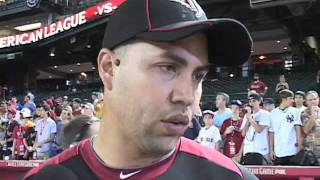 Carlos Beltran from Mets during All-Star game in Phoenix(((spanish))))