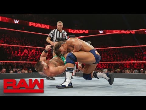Bobby Roode & Chad Gable vs. The Revival - Raw Tag Team Championship Match: Raw, Feb. 11, 2019