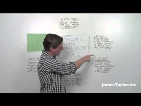 Artist Development: [Maximize] (Music Business Lesson AD-005)
