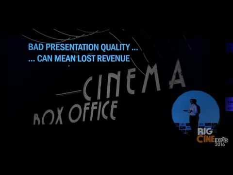 Big Cine Expo 2016 ::: Why Maintaining Presentation Quality Matters