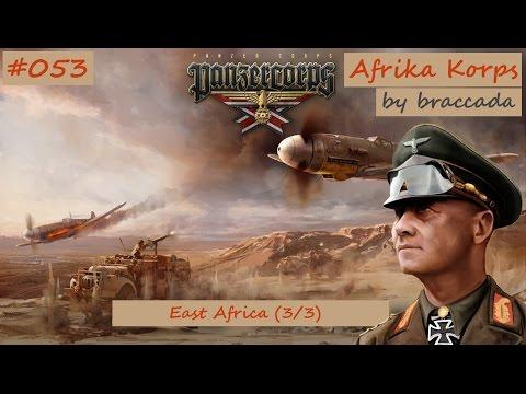 #53 | Panzer Corps | Afrika Korps - East Africa (3/3)