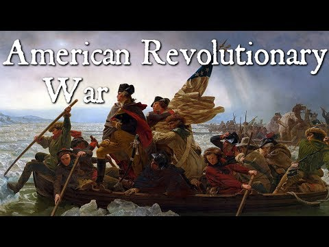 The American Revolutionary War for Kids: Learn About the Rev