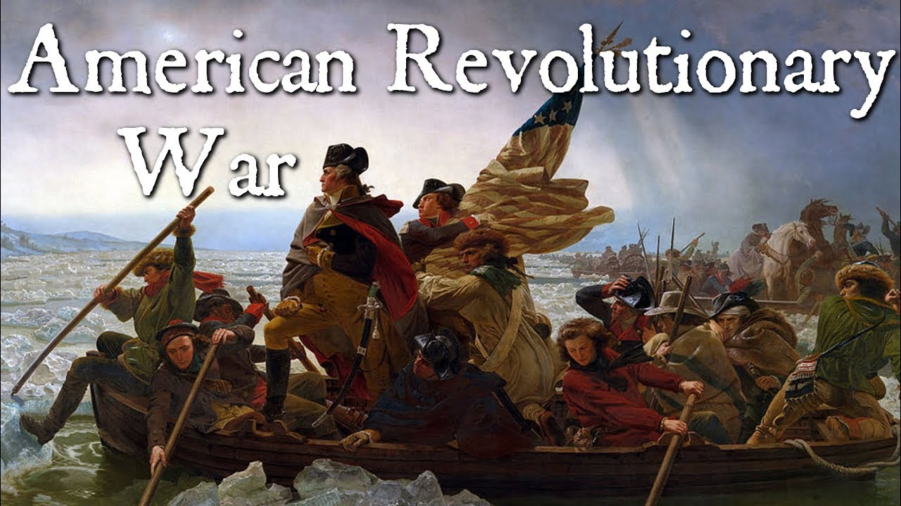 The American Revolutionary War for Kids: Learn About the ...