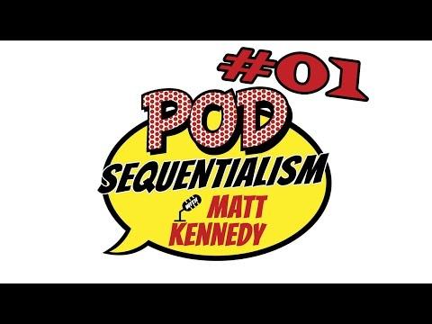 Meltdown Presents: Pod Sequentialism with Matt Kennedy : #001 - Brendan McCarthy