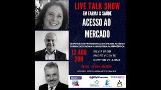 TALK SHOW - 12 AGOSTO 2020 - ACESSO AO MERCADO