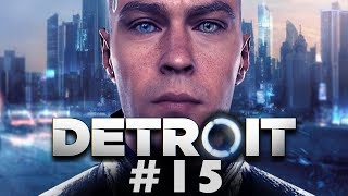 Super Best Friends Play Detroit: Become Human (Part 15)