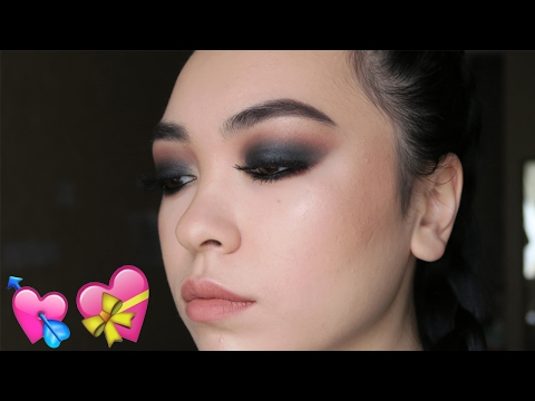 VALENTINE'S DAY MAKEUP LOOK ft. Pixi X ItsJudyTime Palettes // Caroline Mystee thumbnail