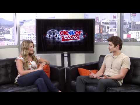 In-Studio Interview - Ryan Boone Talks 'Because of You' Song Feat. Rumer Willis