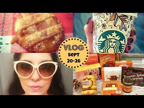 Honeybee Vlog Cam: Caramel Apple Cookie Recipe, Globe In Unboxing and Mini Hauls!