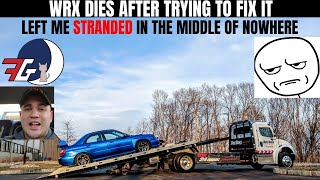 CHEAPEST WRX (BugEye) in the country left me STRANDED! AGAIN!!