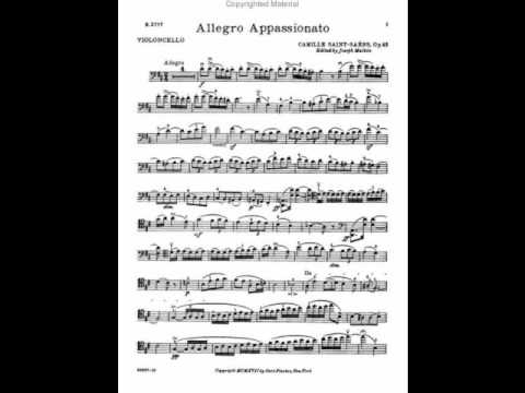 Camille Saint-Saëns: Allegro Appassionato In B Minor, Op. 43