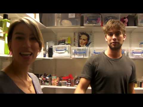 CHACE CRAWFORD guesses the beauty gadgets Grazia UK