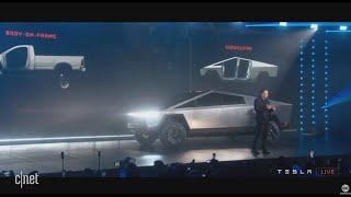 Elon Musk's Cybertruck