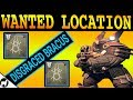 Wanted Disgraced Bracus Location | Winding Cove Spider Bounties | Destiny 2 Forsaken