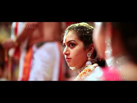 Cinematic wedding film of Balakrishna's daughter & son-in-law Sri Bharat & Tejeswini by Foto Freaks