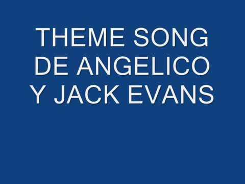 Jack evans y angelico