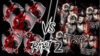 ~ WRNG vs 1PSY Part ll ~ RIP Kwaki