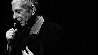 """Leonard Cohen  """"Going Home"""""""