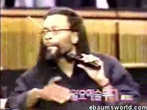 Bobby McFerrin Human Beatbox
