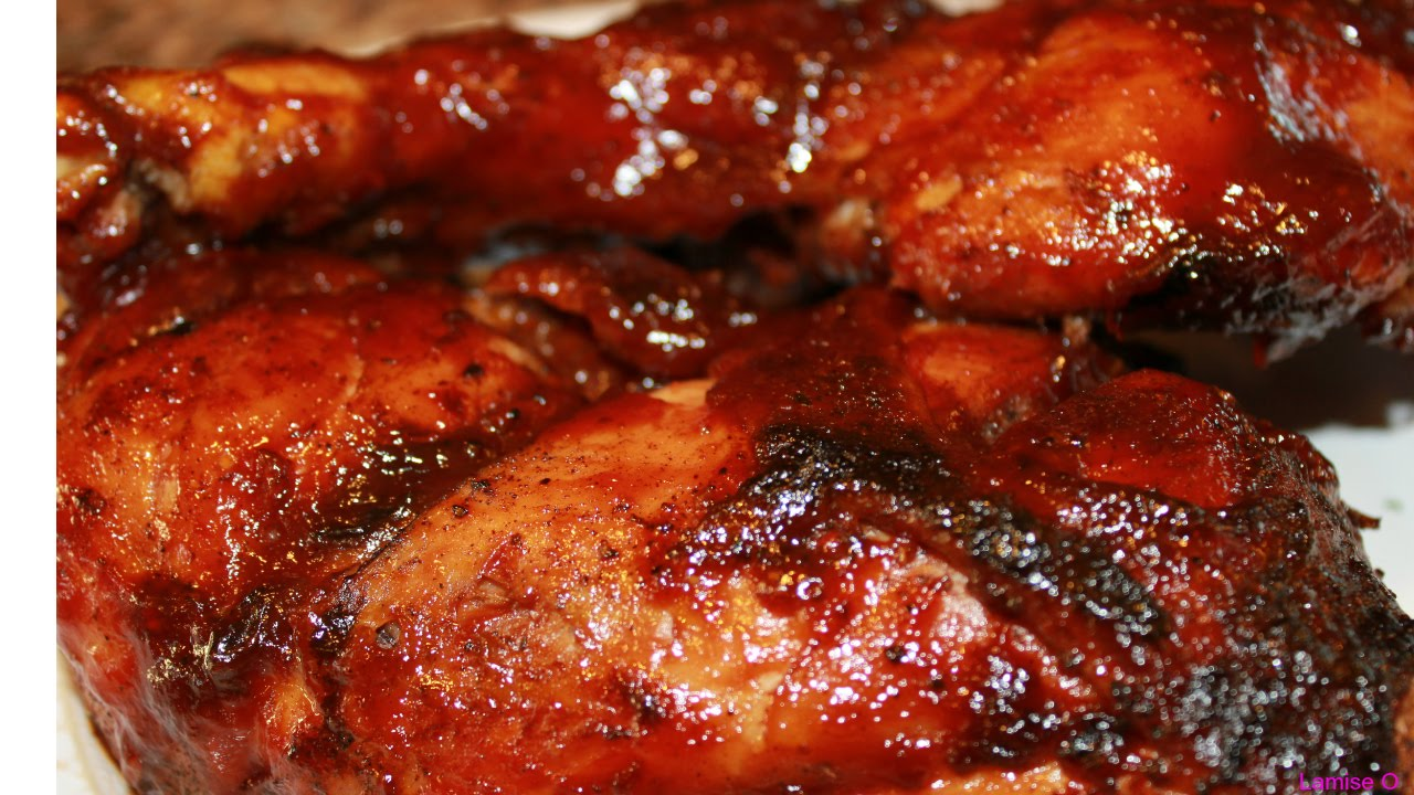 Oven baked bbq chicken recipes easy