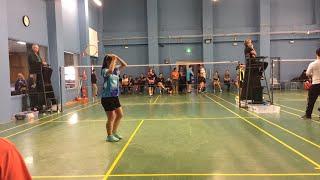 City of West Torrens 2019 U17 Australasian Championships Joanne VS Serene