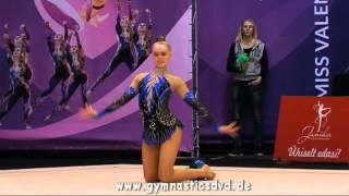 Cassandra Pettersson (SWE) - Senior 35 - Miss Valentine Cup Tartu 2016