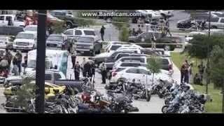 Waco Biker Shooting - 9 Dead In Waco Texas Local Restaurant - VIDEO