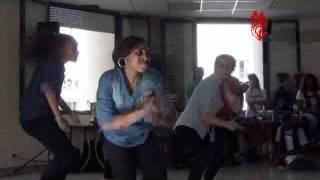 paname allons danser 1 edition  organiser par la diez familly ( www.espace-hiphop.com)