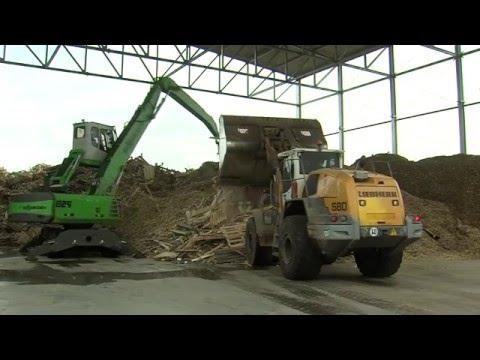Recykling drewna poużytkowego Kronospan Szczecinek