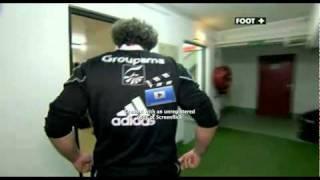 Rage d'Hugo Lloris après le match Nice-Lyon (vidéo)
