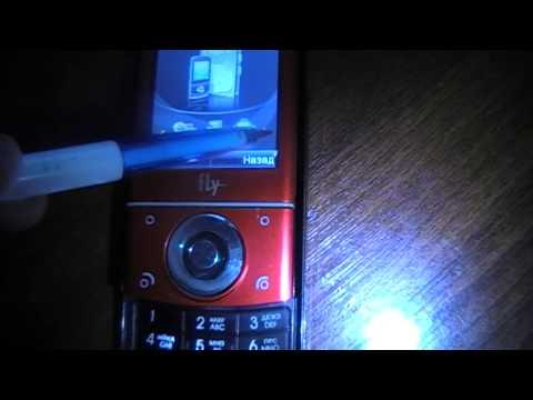 Сотовый телефон «Fly SX210»
