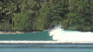 Surfing in Papua New Guinea with The Perfect Wave