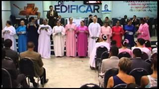 Segunda-Feira dos milagres na ADUD - 13-01-14 Noite de quebrantamento