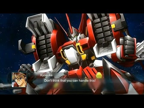 2nd Super Robot Wars OG - Alteisen Riese All Attacks (English Subs)