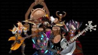 Level 70 Elite Tauren Chieftain-I am Murloc Lyrics